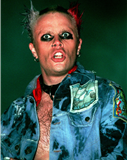 Portrait de Keith FLINT